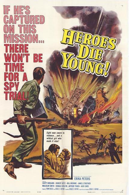 海空浴血戰 (Heroes Die Young)