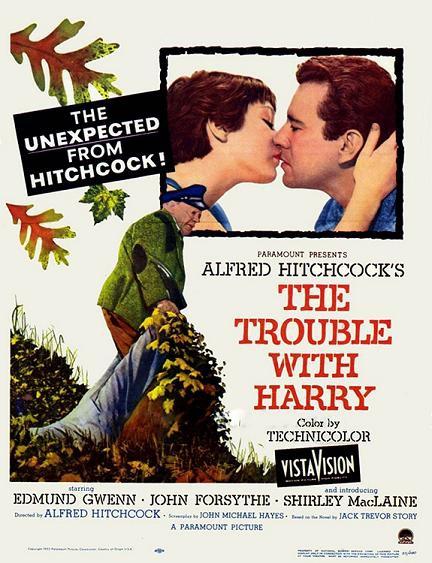 怪屍案 (The Trouble with Harry)