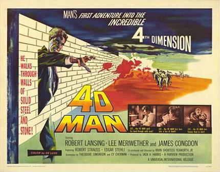 穿牆人 (4D Man)