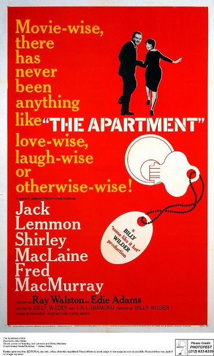 公寓春光 (The Apartment)