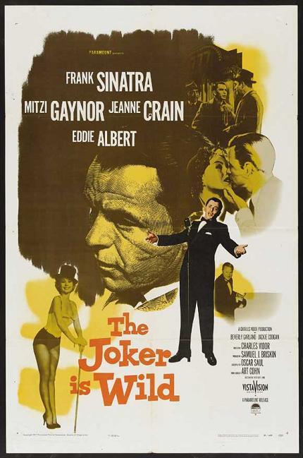 啼笑淚痕 (The Joker Is Wild)