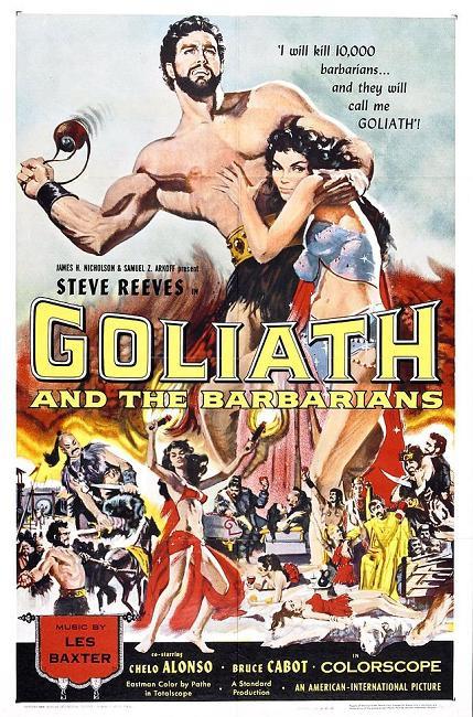 霸王貴妃 (Goliath and the Barbarians)