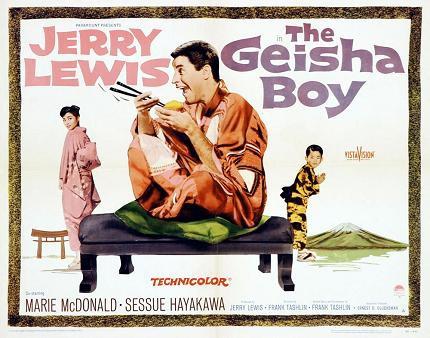天官賜福 (The Geisha Boy)