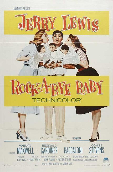 金玉滿堂 (Rock-A-Bye Baby)