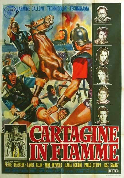 霸王焚城錄 (Cartagine in fiamme)