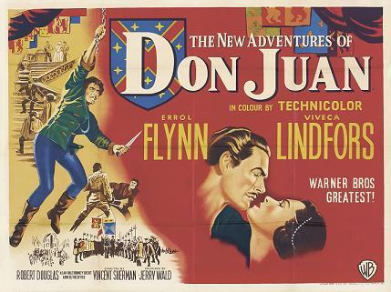 劍俠唐璜 (Adventures of Don Juan)