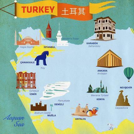 遊土耳其 (1)