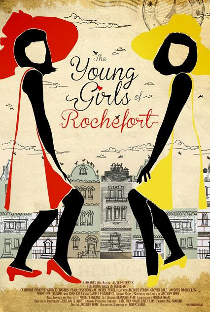 洛城故事 (Les Demoiselles de Rochefort)