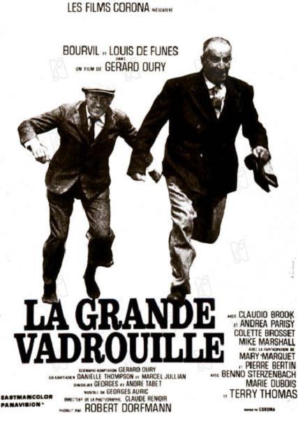 大進擊 (La Grande Vadrouille)