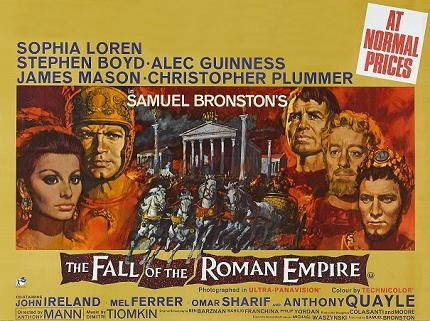 大羅馬帝國 (The Fall of the Roman Empire)