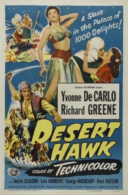 波宮春色 (The Desert Hawk)
