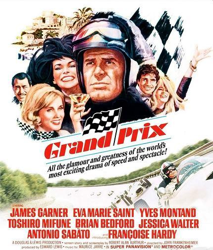 霹靂神風 (Grand Prix)