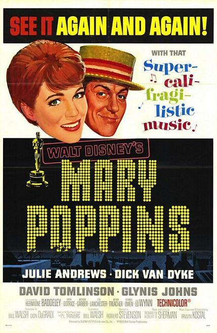 歡樂滿人間 (Mary Poppins)