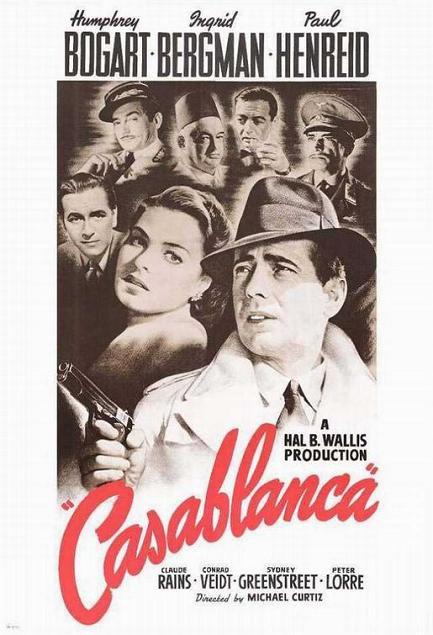 北非諜影 (Casablanca)