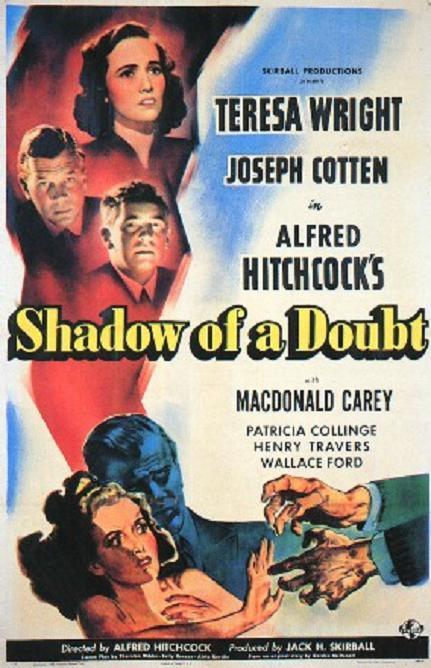 疑雲 (Shadow of a Doubt)