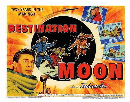 登陸月球 (Destination Moon)