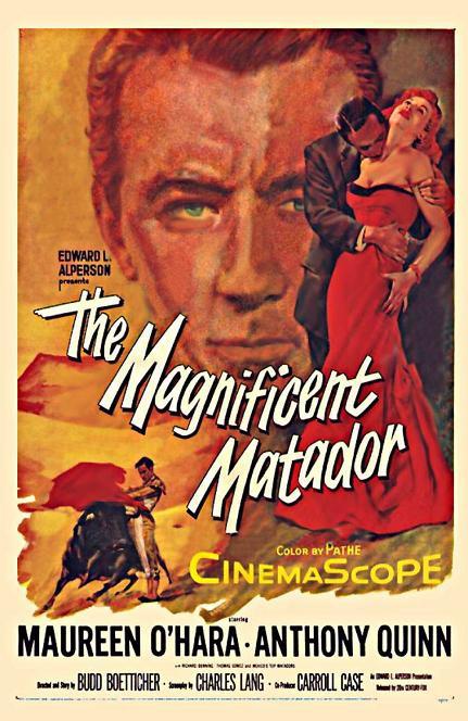 沙場壯士情難盡 (The Magnificent Matador)
