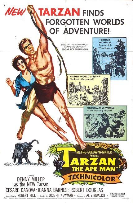 野人泰山 (Tarzan, the Ape Man)
