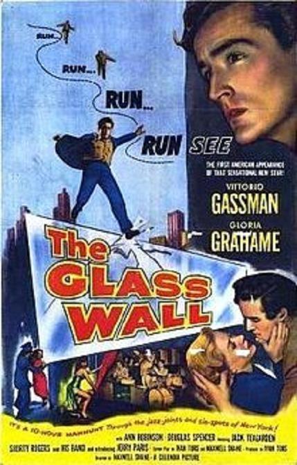 同是天涯淪落人 (The Glass Wall)