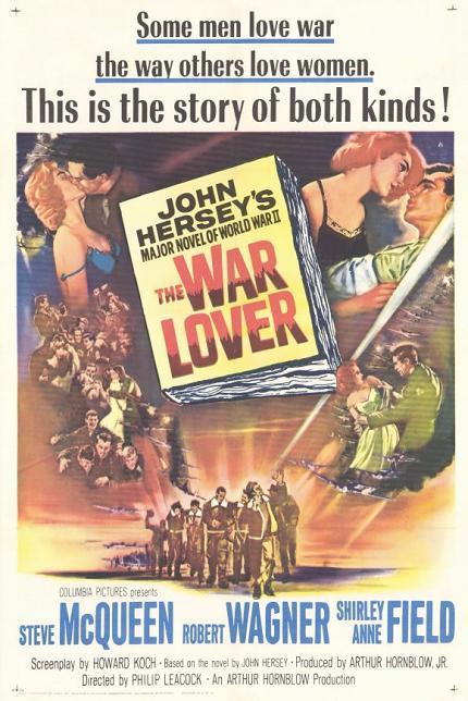 戰火佳人 (The War Lover)