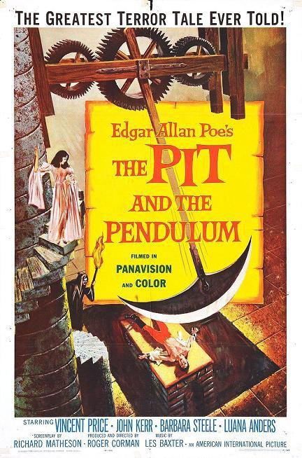 巨斧 (The Pit and the Pendulum)