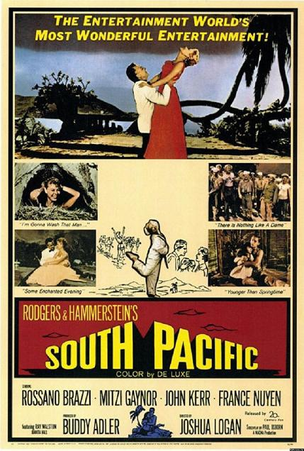 南太平洋 (South Pacific)
