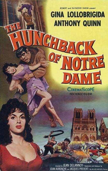 鐘樓怪人 (Notre-Dame de Paris)