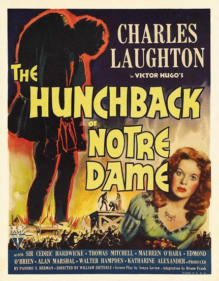 鐘樓怪人 (The Hunchback of Notre Dame)