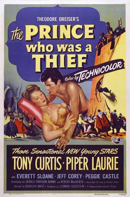 王子復國記 (The Prince Who Was a Thief)