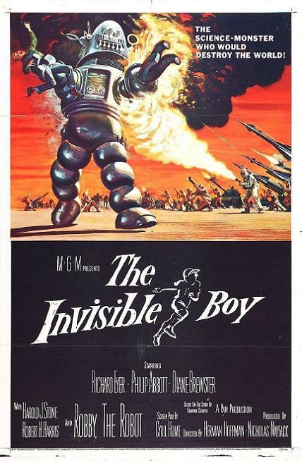 太空神童 (The Invisible Boy)
