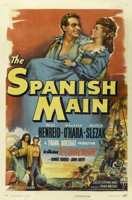血海爭雄 (The Spanish Main)