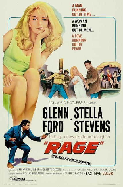 飛度鬼門關 (Rage)