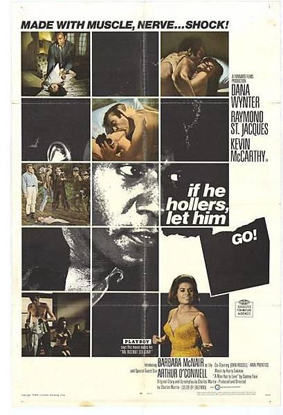 我不要死 (If He Hollers, Let Him Go!)