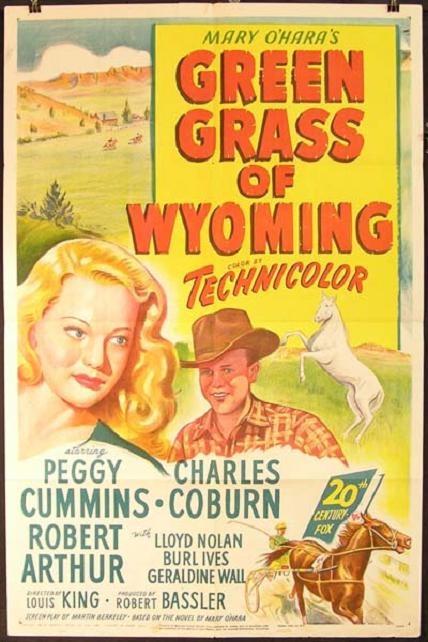 飛龍引鳳 (Green Grass of Wyoming)