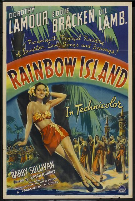 彩虹島 (Rainbow Island)
