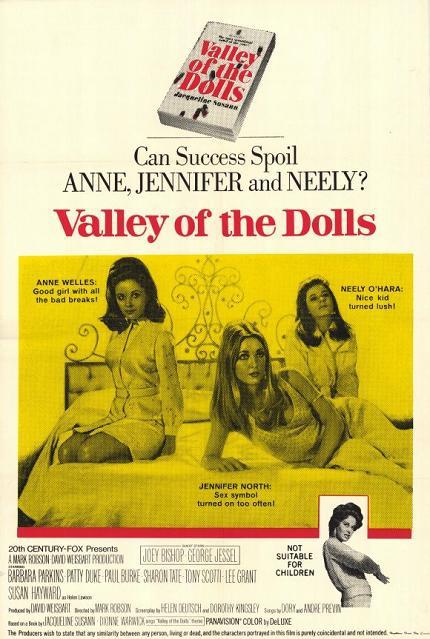 娃娃谷 (Valley of the Dolls)