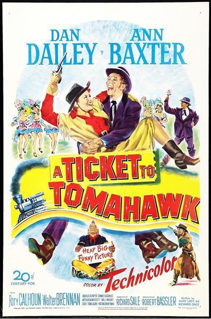 西遊記 (A Ticket to Tomahawk)
