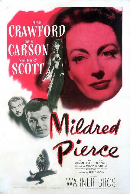 慾海情魔 (Mildred Pierce)
