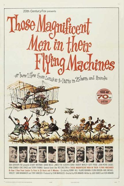 飛行世紀 (Those Magnificent Men in their Flying Machines)