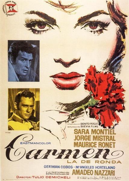 新蕩婦卡門 (Carmen la de Ronda)