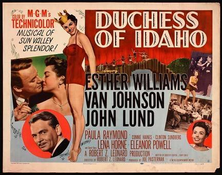 碧水飛鸞 (Duchess of Idaho)