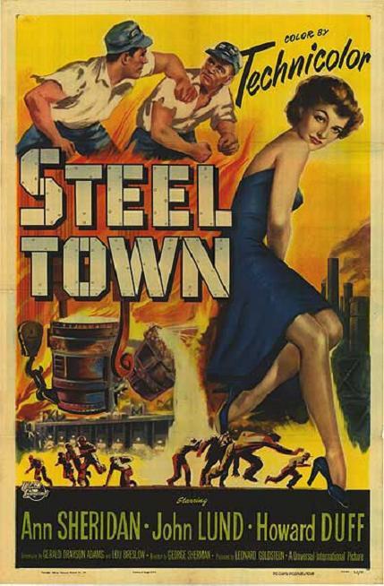 鋼城火花 (Steel Town)