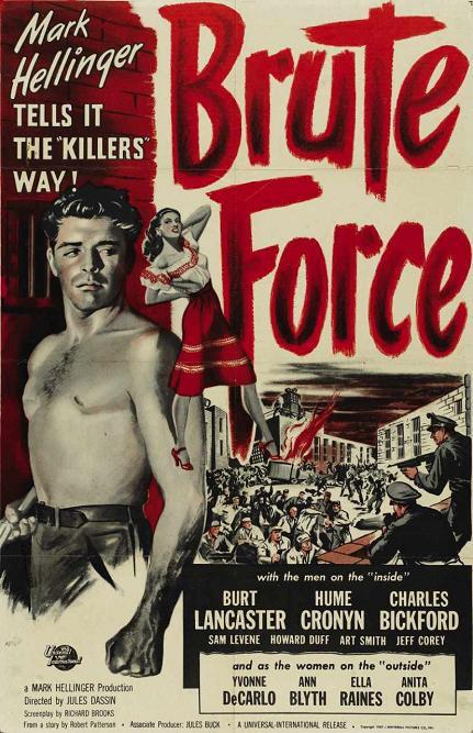 血濺虎頭門 (Brute Force)