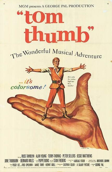 指姆仙童 (Tom Thumb)