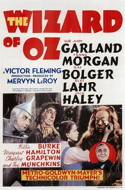 綠野仙踪 (The Wizard of Oz)