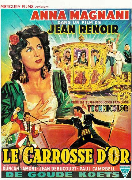 金車換玉人 (Le Carrosse d