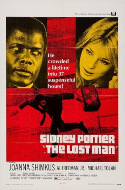 黑夜死亡線 (The Lost Man)