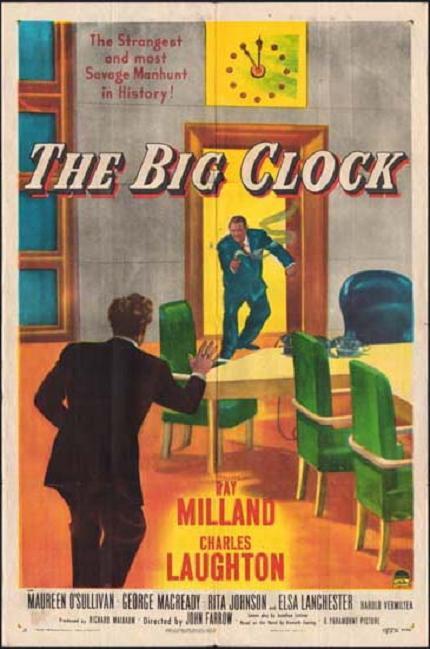 血濺大鐘樓 (The Big Clock)