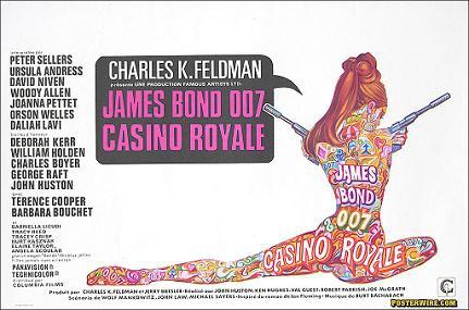 皇家夜總會 (Casino Royale)