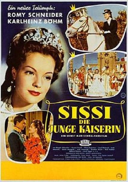 我愛西施 續集 (Sissi - Die junge Kaiserin)